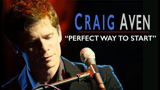 "For those struggling with the devastation of miscarriage| Craig Aven ""Perfect Way To Start"""