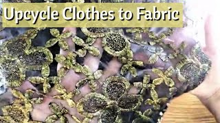 Thrift Store Haul - Upcycle Fabric For Junk Journals & Crazy Quilts