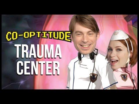 trauma center new blood wii youtube