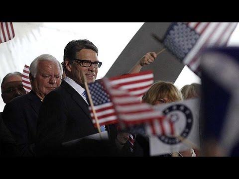 ΗΠΑ: Υποψήφιος για το χρίσμα των Ρεπουμπλικανών ο Ρικ Πέρι
