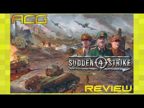 "Sudden Strike 4 Review ""Buy, Wait for Sale, Rent, Never Touch?"""