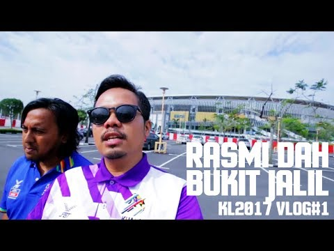 Tifo Arena@KL2017   Chapter 1: Bukit Jalil Jadi Saksi   Astro Arena