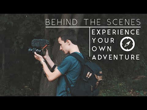 EXPERIENCE your own ADVENTURE | ste.krenn BTS