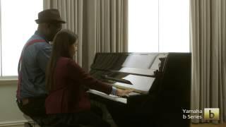 """promotievideo van de Yamaha b1 piano """"een piano voor iedereen"""""""