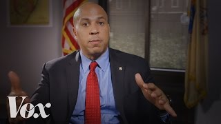 "Cory Booker: US criminal justice is creating a ""caste system"""