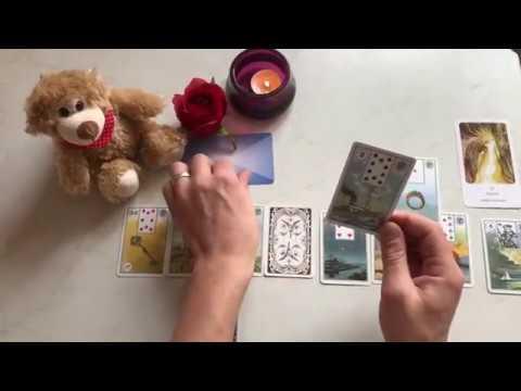 Crys' Wochenorakel (4.-10.3.19) mit Lenormand (видео)