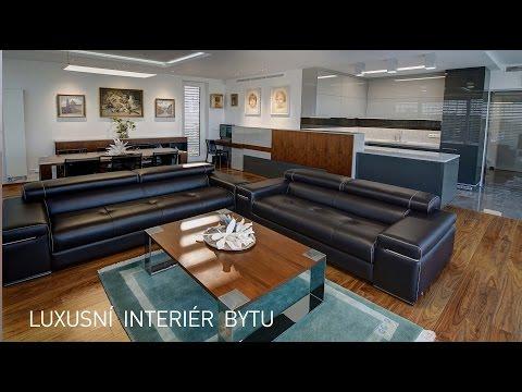 luxusní interíér bytu