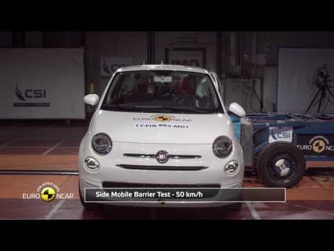 NCAP: FIAT 500