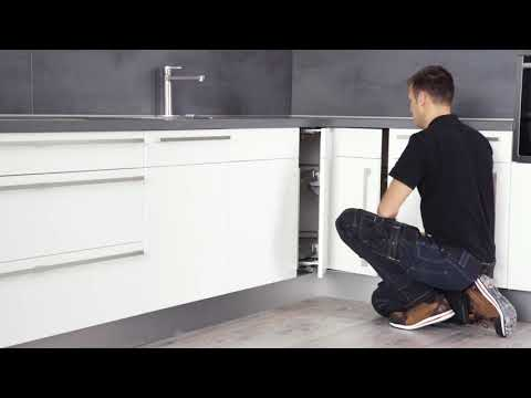nobilia | Küchen | Karussellschrank