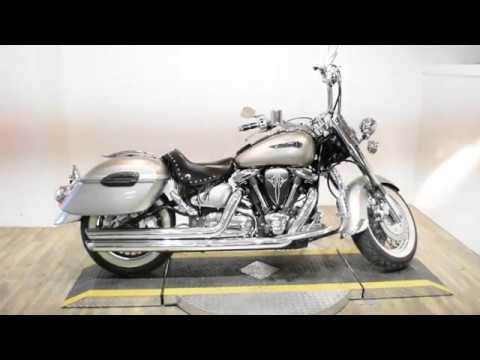 2003 Yamaha Road Star Silverado SE in Wauconda, Illinois - Video 1