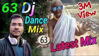 63 Dj Dance Mix 2018 Full Hard Bass Exclusive Mix | Dj 63 Mix