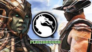 BATTLE FOR OUTWORLD : Story Mode - Mortal Kombat X (Part 4)
