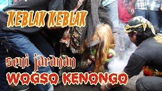 KEBLAK KEBLAK JARANAN WONGSO KENONGO ( JWK ) ALIYAN LIVE PEMANDIAN PANCORAN ROGOJAMPI