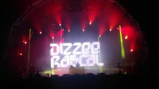 Dizzee Rascal - Stand Up Tall (Live at Lockdown Festival 3-9-2017)