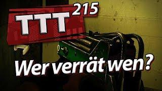 Wer verrät hier wen? TTT mit SPIN 215