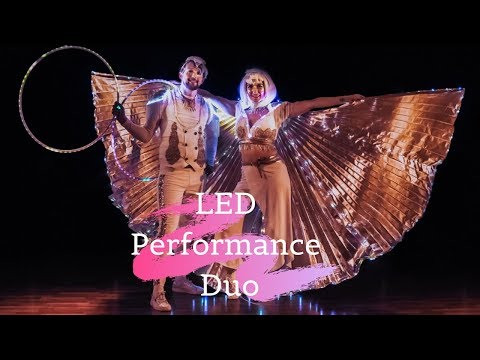 LED Performance Duo Video