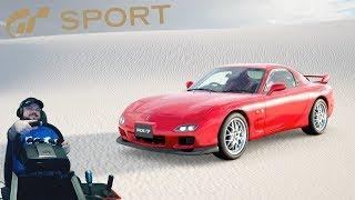 Gran Turismo: Sport — заезд в онлайне на Рапторах и Лига Любителей