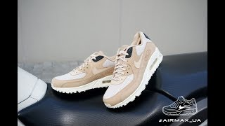 huge selection of 71822 5d1e1 Nike Air Max 90 Pinnacle Mushroom