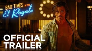 Bad times at el royale -trailer