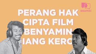 Perang Hak Cipta Film Benyamin Biang Kerok