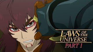 The Laws of the Universe-Part I [Trailer] 90s -English Sub-