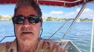 A Day Boating on the Intercostal, Ft Lauderdale, FL