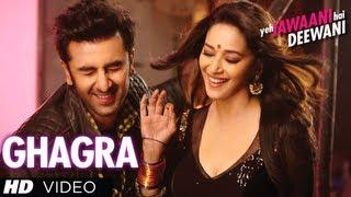 'Ghagra Yeh Jawaani Hai Deewani' Latest Mp3 Song | Madhuri Dixit, Ranbir Kapoor