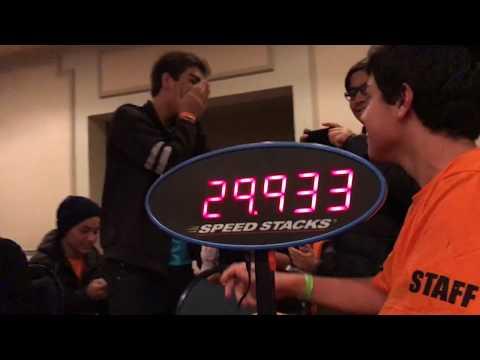 Megaminx Official World Record Single: 29.93 - Juan Pablo Huanqui