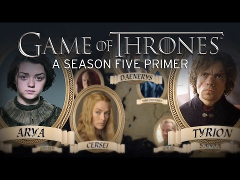 Here's Everything You Need To Know Before Game Of ThronesSeason 5