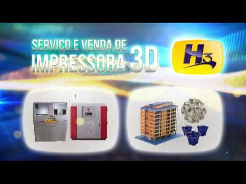 H3 Impressora 3D