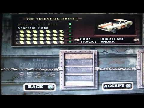driven to destruction cheats playstation 2