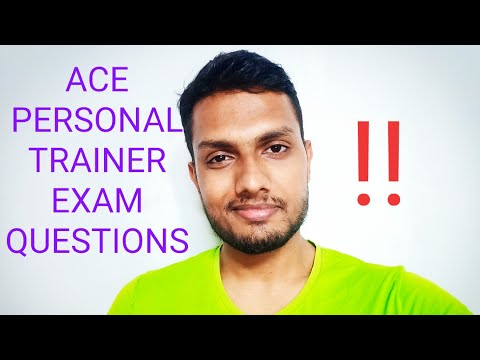 ACE PERSONAL TRAINER EXAM QUESTIONS (Commonly Asked ...