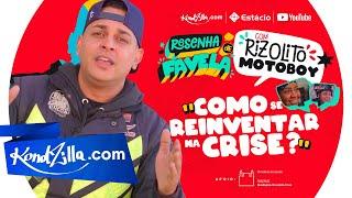 Resenha de favela: Nos Corres #Comigo