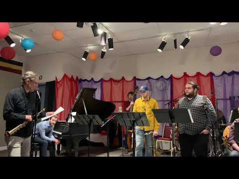 Performing at radio Jazz station WBGO 88.3