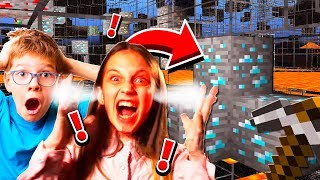 I CAUGHT my LITTLE BROTHERS GIRLFRIEND HACKING **SHE RAGED!**