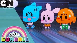 The Amazing World Of Gumball   Anime Battle   Cartoon Network