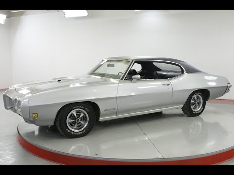 Video of '70 GTO - PXII