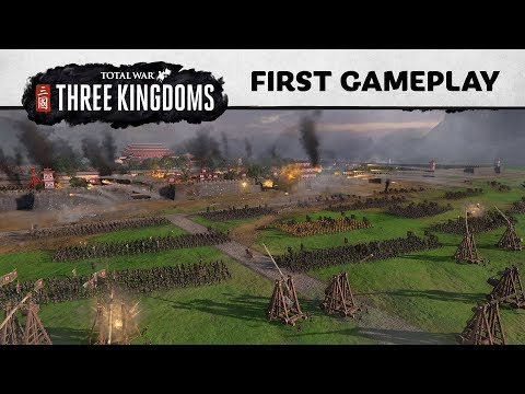 Total War: THREE KINGDOMS – E3 Gameplay Reveal thumbnail