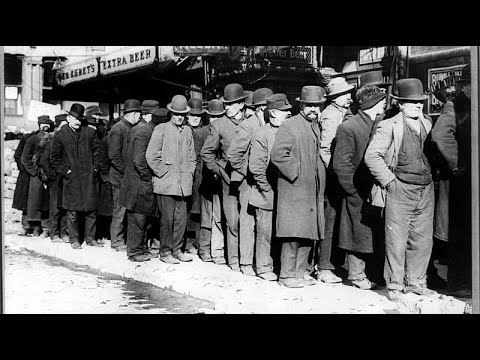 Breadline In Capitalist Amerika 2020
