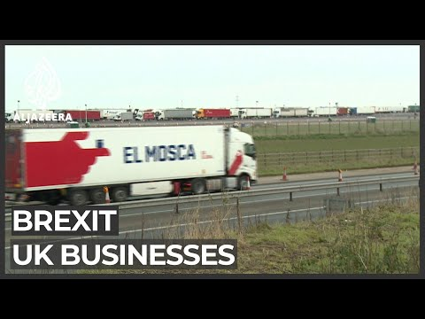 Post-Brexit, new export paperwork affect UK businesses