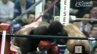 ВСЕ БОИ  Майк Тайсон !!! (17 бой из 67) 1986г