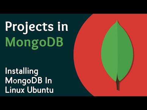 Learn Installing of MongoDB In Linux Ubuntu | MongoDB Tutorials | Projects in MongoDB | Eduonix