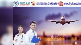 Select Air Ambulance in Kolkata with World-Level Medical Solution