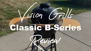 Vision Grills B Series Review | Vision Grill Classic B-Series Review | The Barbecue Lab