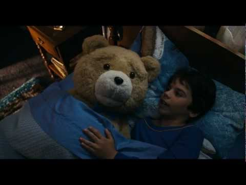 Ted Red-Band Featurette