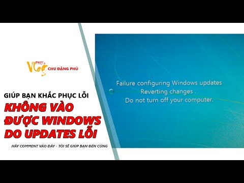 failure configuring windows updates reverting changes windows 7 ultimate stuck