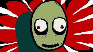 SALAD FINGERS GAME! | Salad Fingers: Where's May Gone? (All Endings)