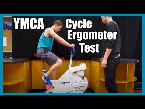 YMCA Cycle Ergometer Test