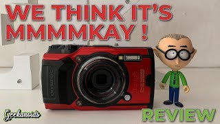 Olympus Tough TG-6 Camera Review