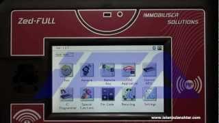 OBD-Renault Laguna 3 Key Programming